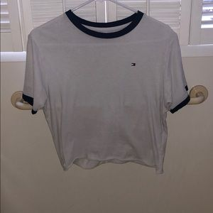 Tops - tommy hilfiger tee! ☆